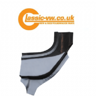 Mk1 Golf Windscreen Panel Corner Section, Passenger Side